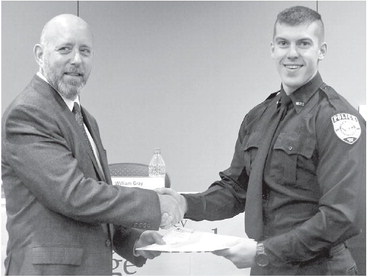 Medford man completes CVTC academy training