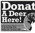 Got extra venison? Consider giving to Deer Donation Program