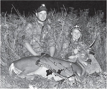 Blume captures memories while hunters get their trophies