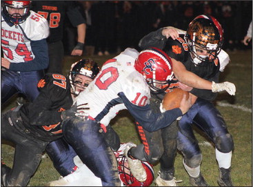 Rockets no match for Stratford in second-round playoff game