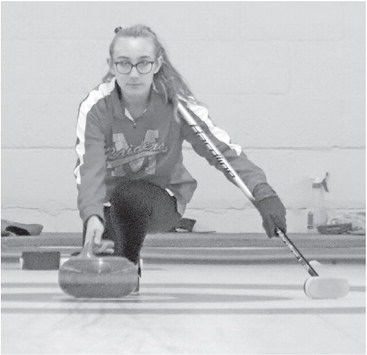 Season sure to be a learning experience for Medford curlers