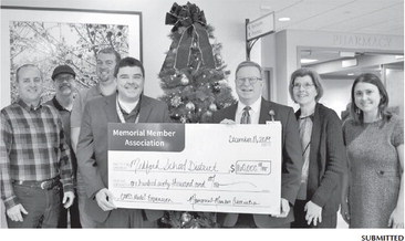 MMA contributes to the Medford School District CARES Model