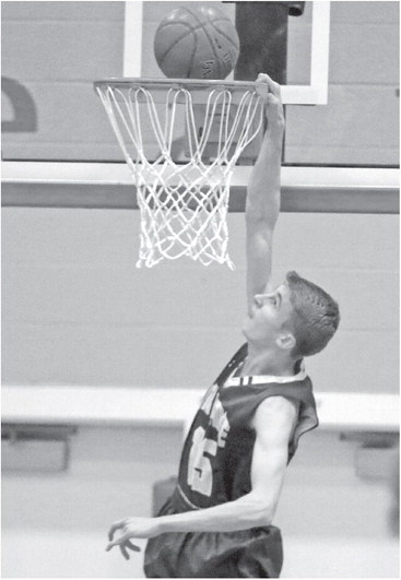 Redmen dunk Falcons, get big test today with Apaches