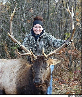 Only a few lucky Wisconsin hunters draw fall bull elk tags in third year