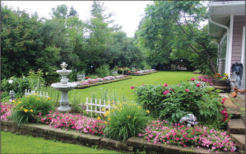 Spencer Garden Walk raising funds for Sleep in Heavenly Peace