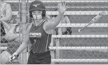 Athens throttles Abby Heat