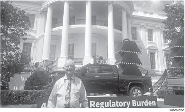 Rep. Edming goes to Washington to promote deregulation