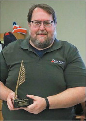Wilson wins Golden Quill Award for editorial on 'Red Flag' laws