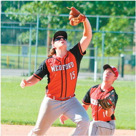 Medford earns split with game-two win; defeats Abby