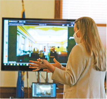 County personnel committee punts on working remotely