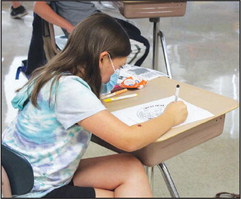 Late Loyal summer school gets kids reacquainted with learning