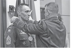 Guden leaves a legacy as he bids farewell to military service