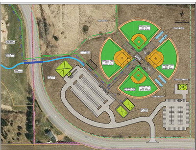 New ballpark complex planned for Marathon