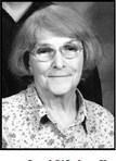 Frances Oelrich