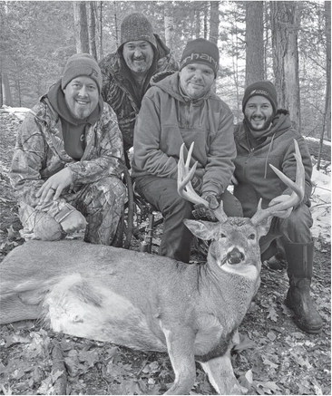 CWF3 delivers another memorable hunting trip