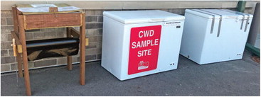 DNR offers robust statewide CWD testing, new online form for hunters