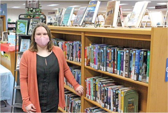 Handel takes charge at Medford library