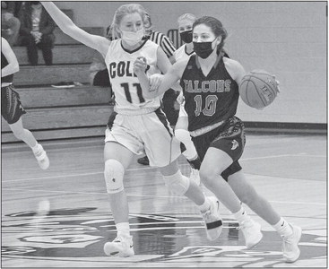 Colby tops Abby in Border Brawl