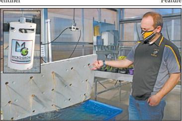Cadott greenhouse grows student opportunities