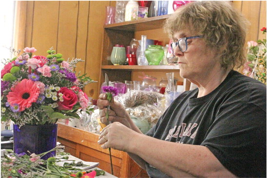 Rib Lake florist ready to pass the torch
