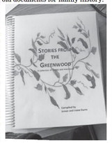 Book shares the stories of the town of Greenwood