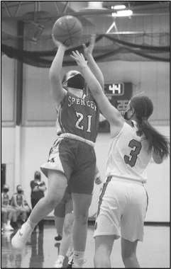 Rocket girls climb to fifth in ECC, Loyal settles for second