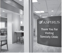 Expanded specialty clinic at Aspirus  Medford now open