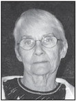 Delores Ruth Baker