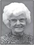 Mabel M. Brehm