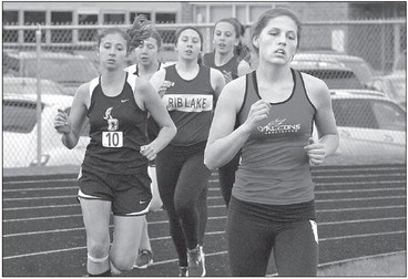 Falcons ready for track and field