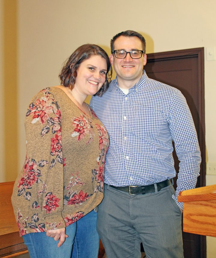 Johnson leads church to serve Christ and community
