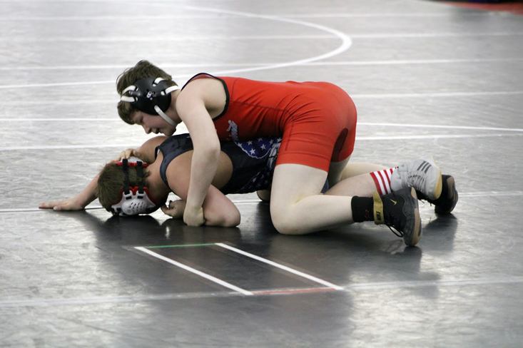 Cadott crowns two youth champs at State wrestling