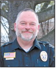 Rehberg ready to increase police/community connection