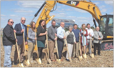 St. Matthew's breaks ground on new child care center