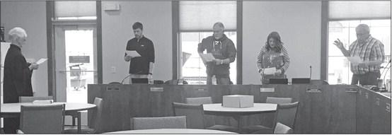Abby council seeking Ward 3 representative