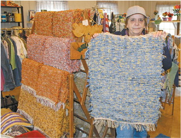 Cory's Carpets opens seasonal storefront for goods