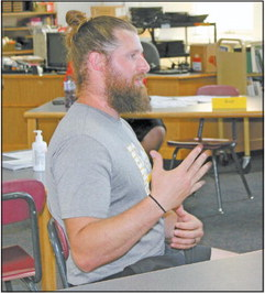 Cadott School Board; Students have more extra-curricular options