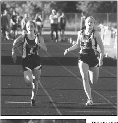 Six to attend State Track Meet