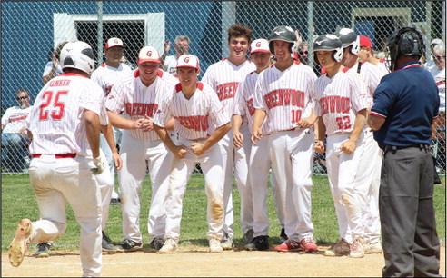 Greenwood baseball team back at state