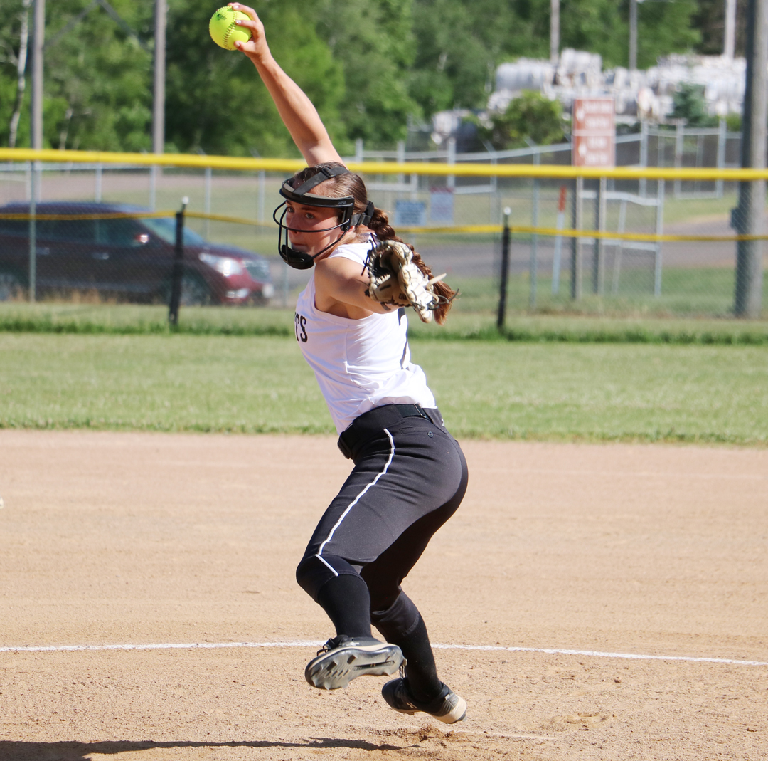 Clark's high school career ends in perfect game, POY