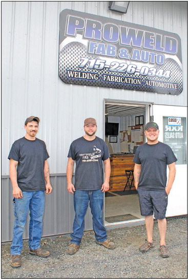 ProWeld Fab & Auto can build  what customers dream up