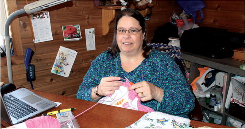 Handmade goods and gifts abound at Talbot's Treasures