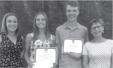 Holy Rosary scholarships awarded
