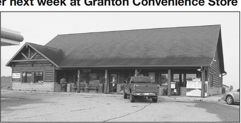 New owner taking over next week at Granton Convenience Store