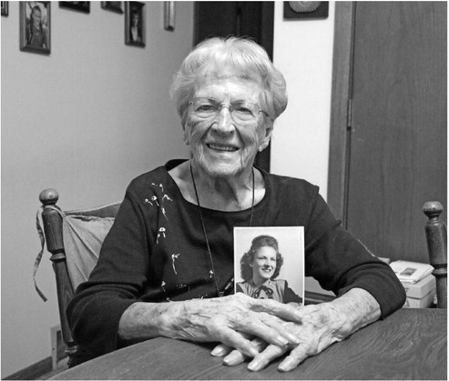 Rose Sromek is still sassy at 100 years young