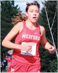 Make it 5 GNC titles in a row for Medford girls