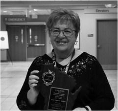Hospital volunteers receive WHA award