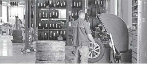 Pay attention to your vehicle maintenance schedule